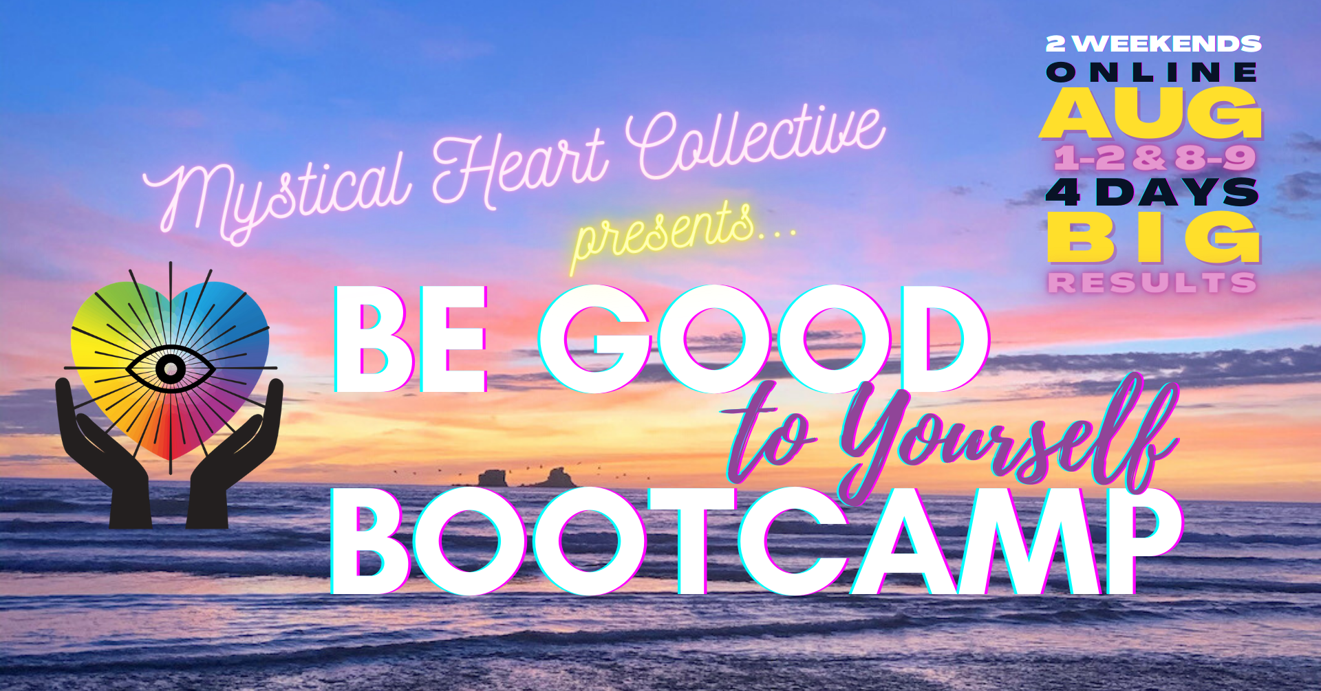 Be Good to Yourself Bootcamp